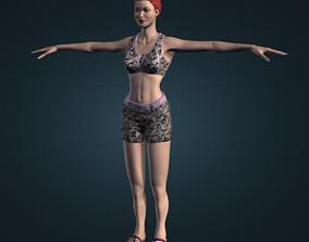 Just trial 3D model