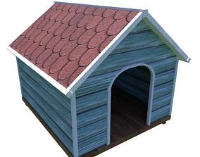 3D model Classic Dog House