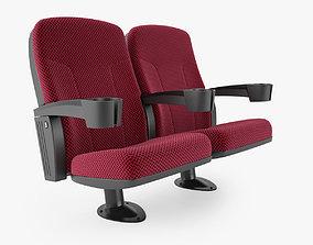 3D model Figueras 9078 Megaseat VIP Cinema Chair