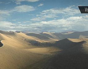 Desert 3D asset VR / AR ready