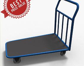 Cart platform 3D model