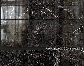 Yurtbay Seramik Java Black 300x600 Set 3D model