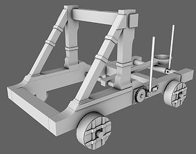 Roman Catapult 3D
