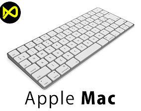 gyms 3D Apple Magic Keyboard