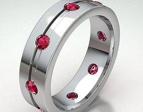 Ring Man jewelry 3D print model