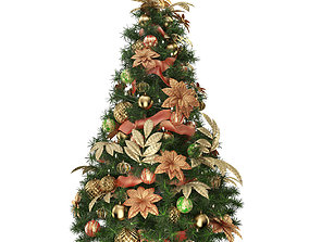 3D Christmas Tree holidays
