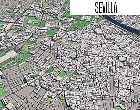 Sevilla 3D model