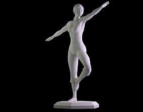 Nintendo Wii Fit Trainer 3D print model Fitness