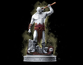 3D printable model Azog The Defiler Fan Art