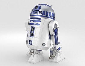 3D model The R2D2