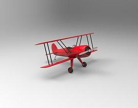 Plane plane 3D model