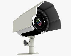 Security Camera 3D security