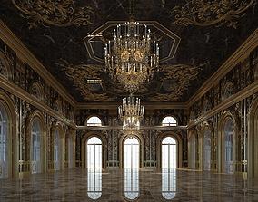 3D Classic Interior 314