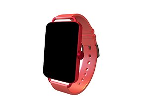 3D model Watch v4 007