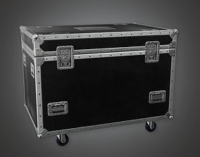 3D model HLW - Large Crate 01 - PBR Game Ready
