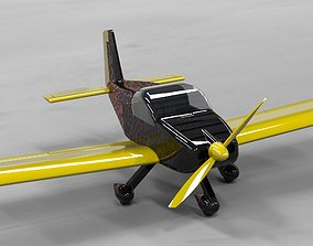 3D printable model AirCraft RV-14A