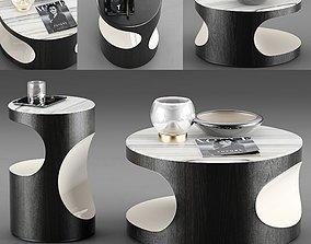 3D model Minotti Boden Coffee Tables