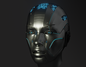 cyborg 3D