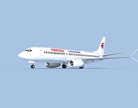 Boeing 737-800 Max China Eastern 3D