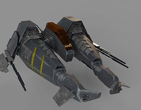 3D Havok Starfighter