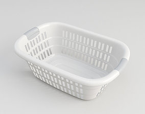 Laundry Basket other 3D model PBR