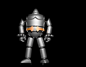 robot 3D printable model