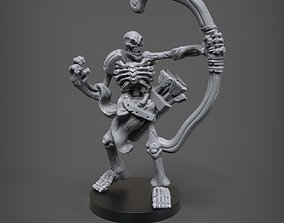 3D printable model Skeleton Archer