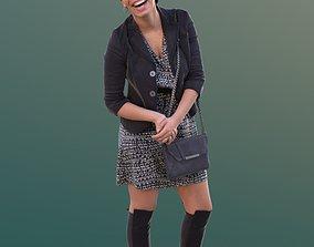 10383 - Standing Casual Woman 3D asset