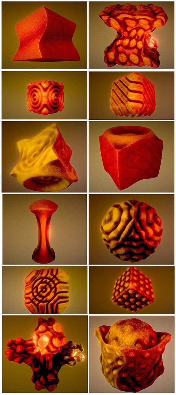 Mutating Cube