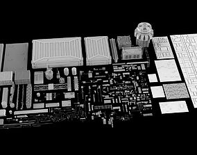 Sci-Fi Elements collection 5 3D model