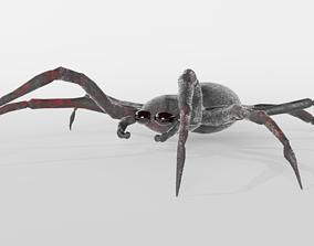 nature 3D asset realtime Spider