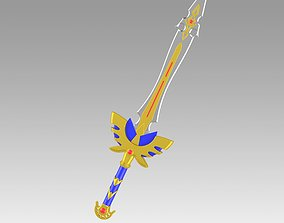 Dragon Quest Echoes of Elusive Age 3D printable model 3