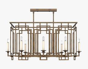 3D Fine Art Lamps Cienfuegos 889240