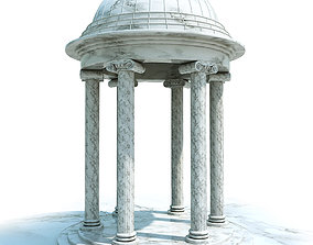 3D model Classic Rotunda