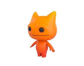 Character086 Monster 3D model