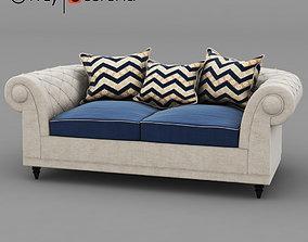 classic-Sofa 3D asset