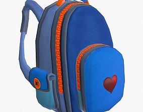 3D model realtime Backpack