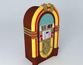 3D juke box