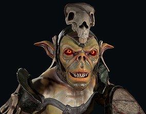 3D model Goblin 1