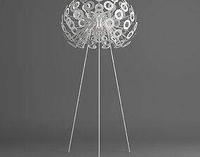 Dandelion floor lamp 3D