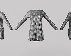 3D model Female Clothing 06