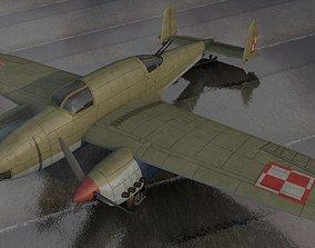 3D model PZL P-38 Wilk