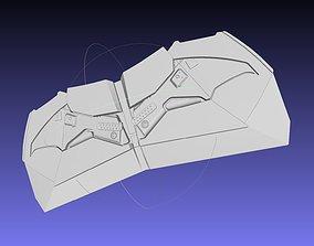 Batman Chestplate Design Printable Model