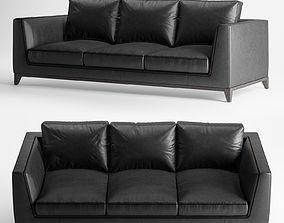 BB Italia Lutetia sofa 3D model