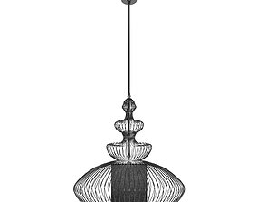 Pendant lamp Nowodvorski Aida 4614 3D model