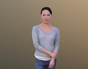 3D asset Bao 10280 - Standing Casual Woman