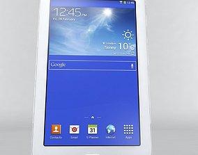Samsung Galaxy Tab 3 Lite 7 0 3G 3D model