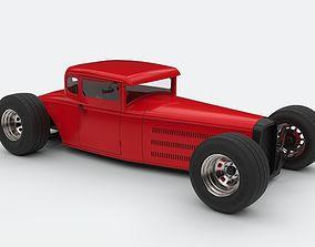 3D Hot rod 2