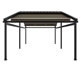 3D Motorized Pergola 5a oil rubbed bronze