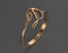 3D printable model Ring D